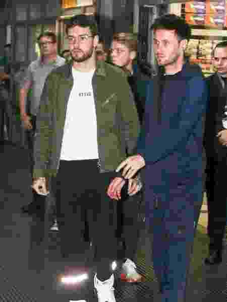 Liam Payne desembarca no aeroporto de Guarulhos, em São Paulo - Brazil News