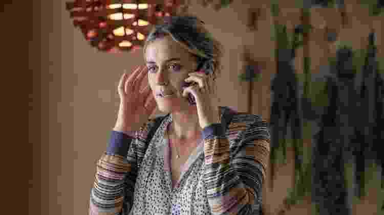 Taylor Schilling em cena de 'Orange is the New Black' - JoJo Whilden/Netflix - JoJo Whilden/Netflix
