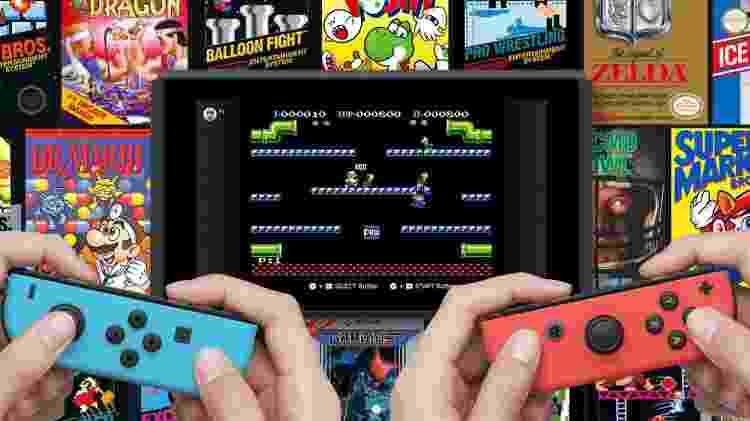 NES Switch - Divulgação - Divulgação