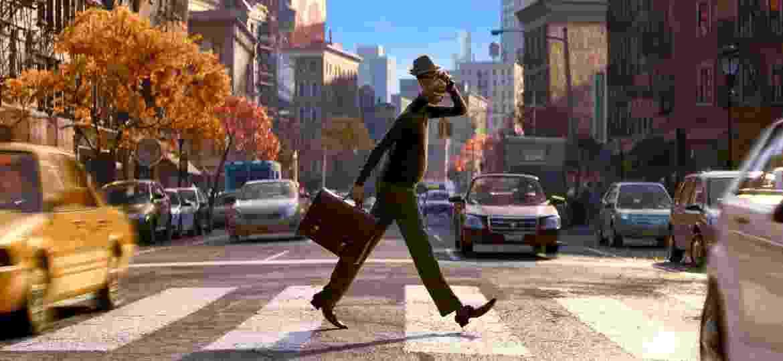 Cena de Soul, nova animação da Pixar - Divulgação