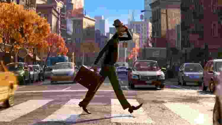 Cena de Soul, nova animação da Pixar - Divulgação - Divulgação