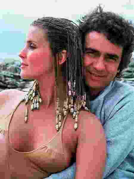 Dudley Moore e Bo Derek em Mulher Nota 10 (1979) - Divulgação/IMDb