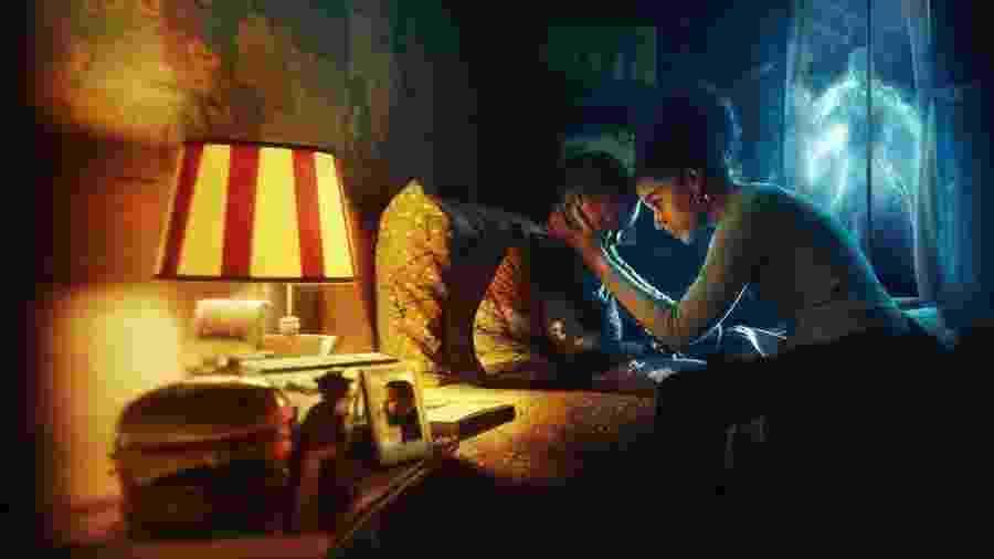 """Dion e Nicole Warren, protagonistas de """"Criando Dion"""", série original da Netflix - Divulgação/Netflix"""
