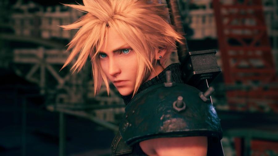 O herói de Final Fantasy VII tem um passado nebuloso - Divulgação/Square Enix