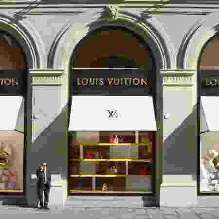 5.nov.2015 - Louis Vuitton vai lançar face shield de luxo - Robert Alexander/Getty Images