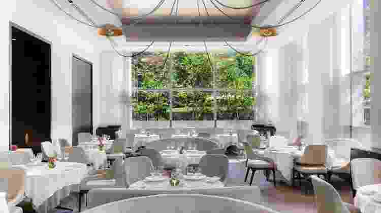 Menu degustação do restaurante Jean-Georges sai por R$ 1600 - Francesco Tonelli - Francesco Tonelli
