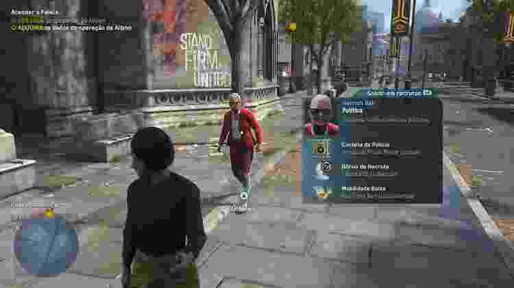 Game Watch Dogs hacker velinha - Reprodução/START - Reprodução/START