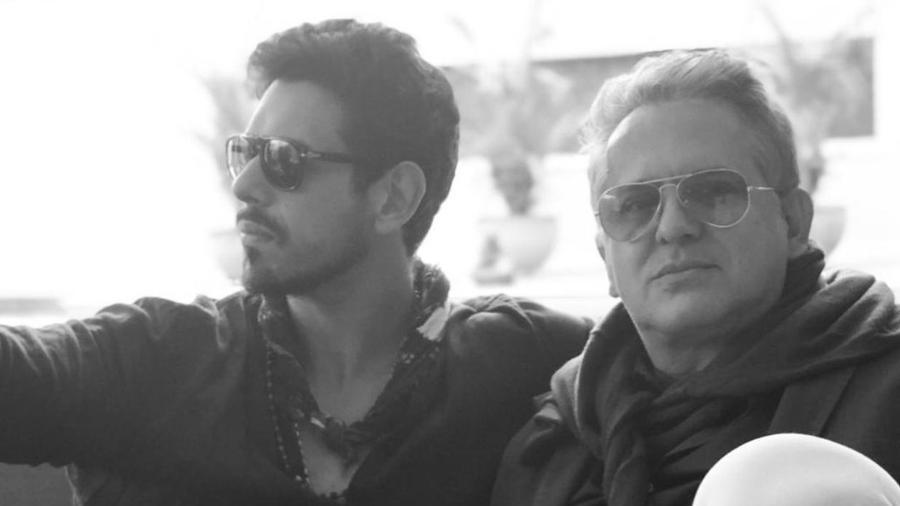João Vicente de Castro e Orlando Morais - Reprodução/Instagram @joaovicente27