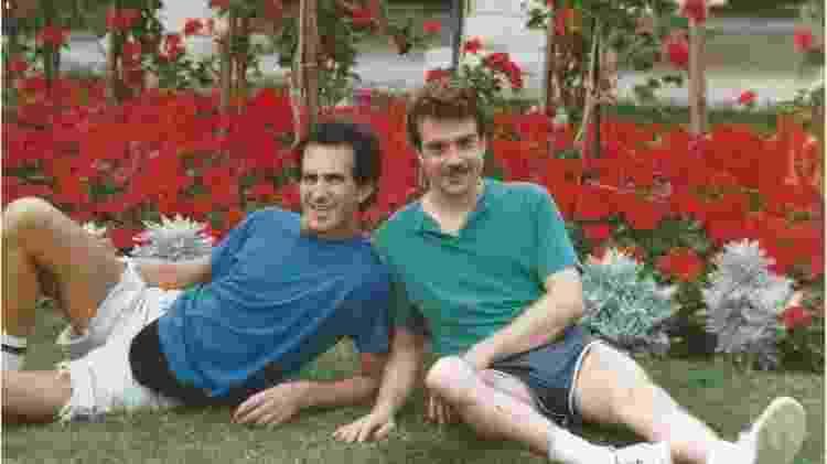 Toni e David são casados há 31 anos - BBC - BBC