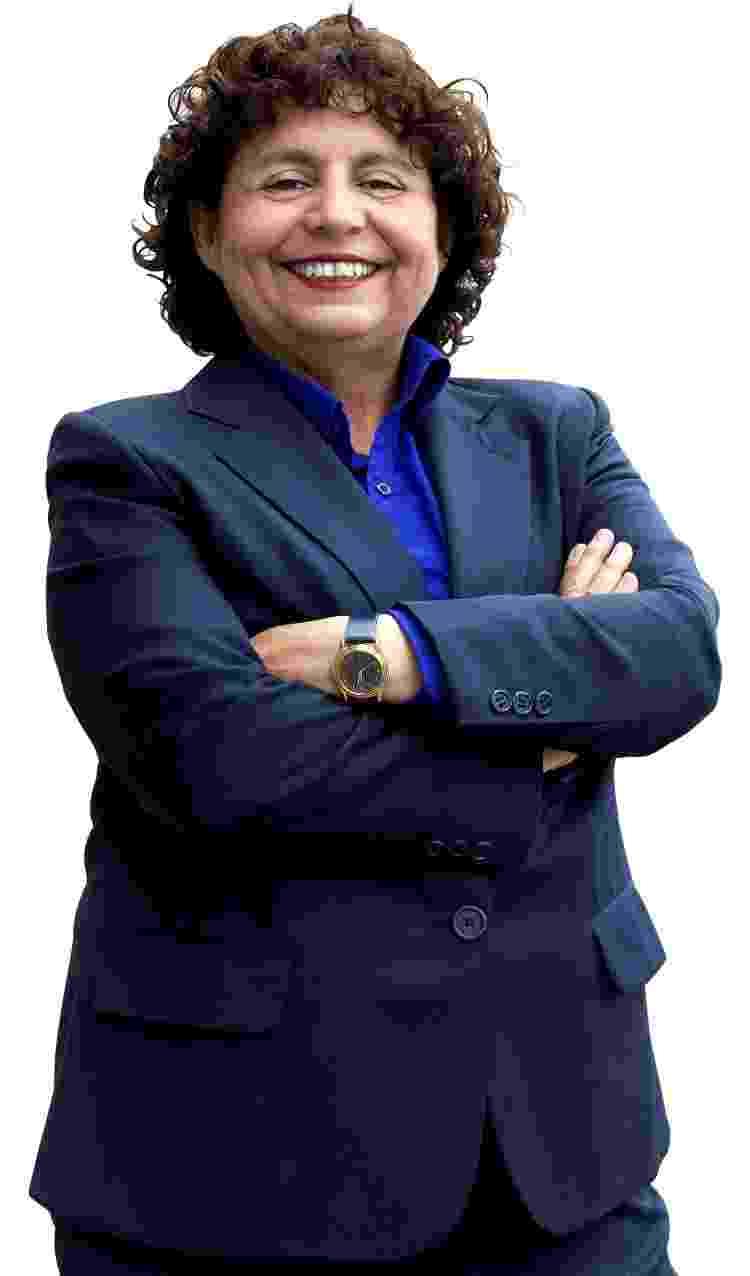 A advogada peruana Susel Paredes, primeira lésbica eleita deputada no Peru - Divulgação - Divulgação