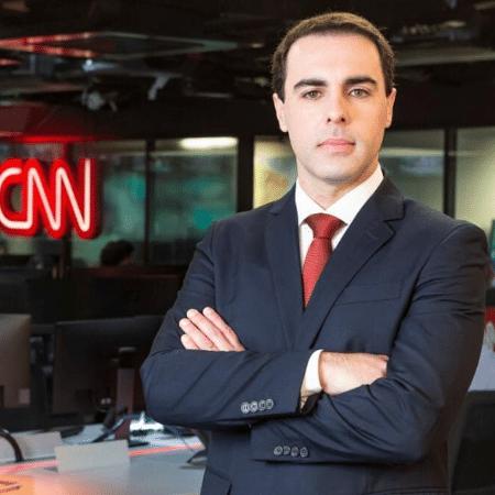 Rafael Colombo segue na CNN Brasil, mas não estará mais com Alexandre Garcia - Reprodução / Instagram