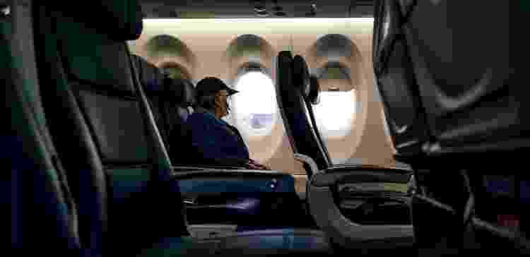 Quadros de ansiedade podem se agravar com as fobias de viagem - Getty Images - Getty Images