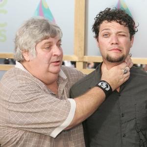 Don Vito e o sobrinho, Bam Margera - Getty Images