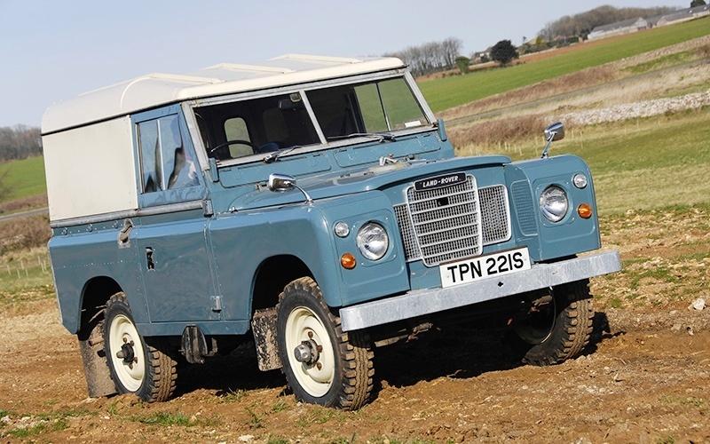 Land Rover Série III