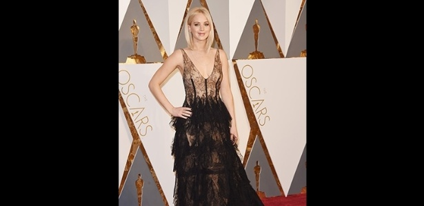 Fotos em que a atriz Jennifer Lawrence aparece nua foram publicadas na internet