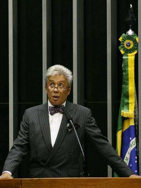 Mansão que pertenceu a Clodovil foi a leilão pela segunda vez - Sérgio Lima/Folhapress