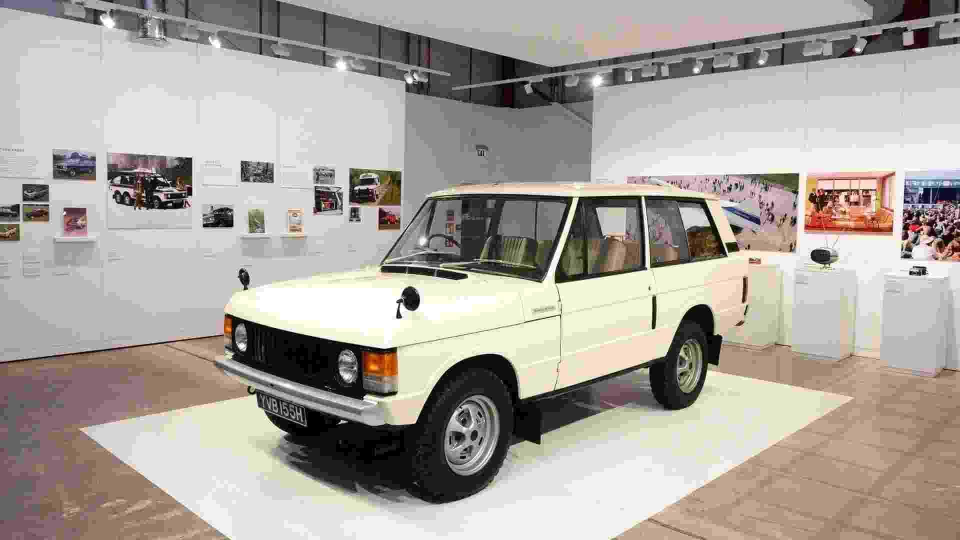 Museu do Range Rover - Divulgação