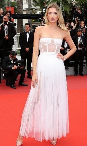 Lily Donaldson - Cannes 20147