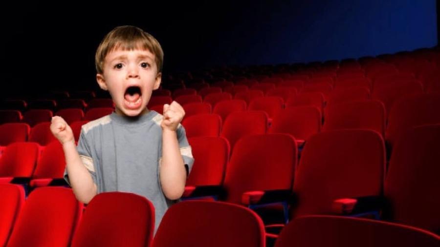 O que te dá mais raiva no cinema? - Reprodução