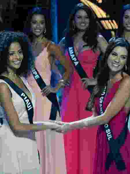 Miss Brasil 2017 - Divulgação - Divulgação
