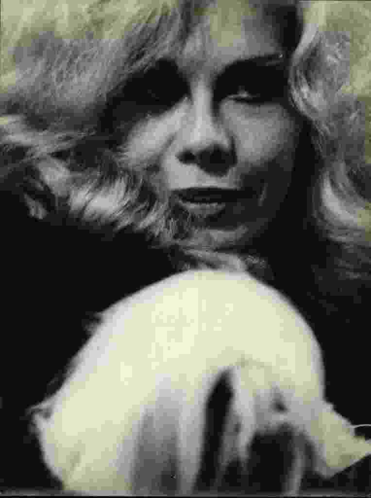 Rogéria em foto de 1977 - Acervo UH/Folhapress