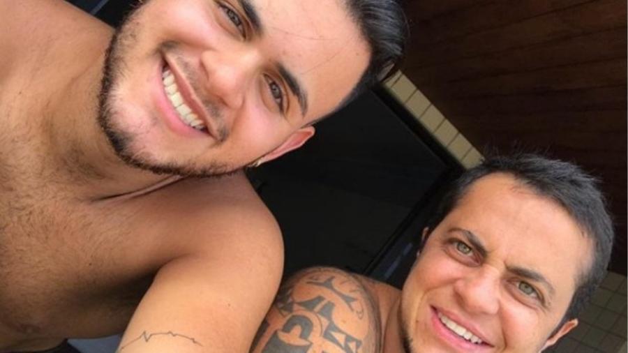 Os irmãos Gabriel e Thammy Miranda - Reprodução/Instagram/gabrielmiranda_oficial