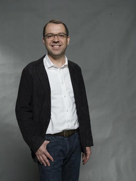 """O autor Mário Teixeira, responsável por trabalhos como """"Liberdade, Liberdade"""" e """"I Love Paraisópolis"""" - Globo/Estevam Avellar"""