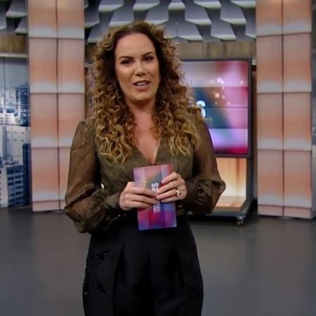 """Regina Volpato estreia no """"Mulheres"""" como substituta de Catia Fonseca - Reprodução/TV Gazeta"""