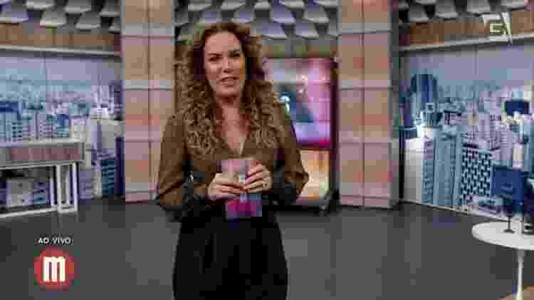 """Regina Volpato no """"Mulheres"""" - Reprodução/TV Gazeta"""
