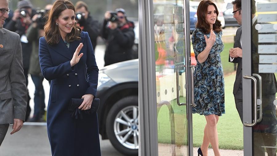 Kate Middleton participa de evento oficial - Getty Images