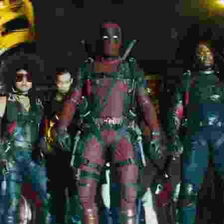 """Cena do trailer de """"Deadpool 2"""" - Reprodução"""