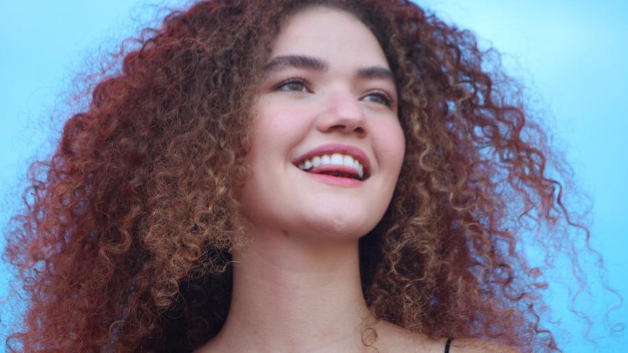 Vitória, da dupla Anavitória, canta no Rock in Rio Lisboa 2018 - Felipe Branco Cruz/UOL