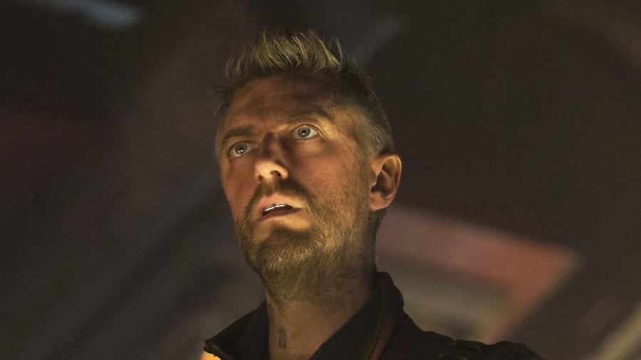 Sean Gunn em Guardiões da Galáxia - Reprodução