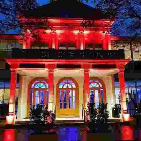 Festão de Neymar será no Pavillon Gabriel, localizado próximo Champs Elysées em Paris - Reprodução - Reprodução