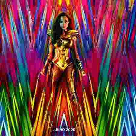 """""""Mulher-Maravilha 1984"""": Gal Gadot mostra novo uniforme da heroína - Divulgação/Warner Bros. - Divulgação/Warner Bros."""