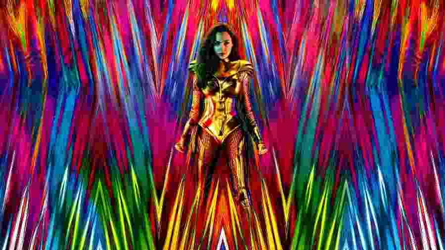 """""""Mulher-Maravilha 1984"""": Gal Gadot mostra novo uniforme da heroína - Divulgação/Warner Bros."""