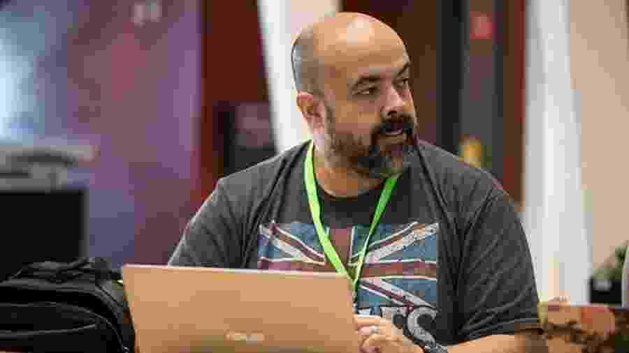 Marco Aurélio Góis - Arquivo pessoal