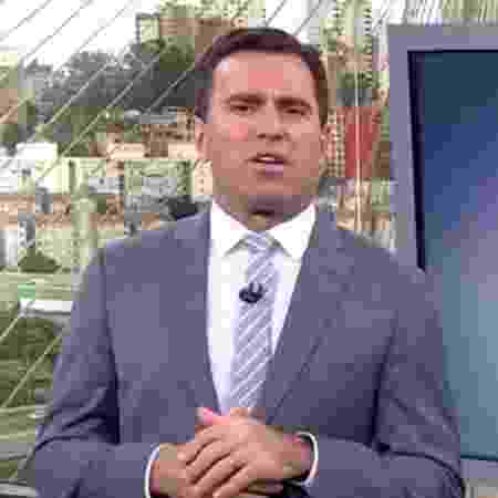 Rodrigo Bocardi - Reprodução / TV Globo