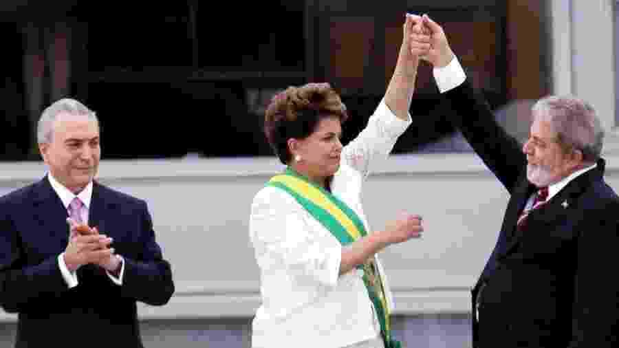"""""""Democracia em Vertigem"""" narra a história política brasileira que levou ao impeachment da presidente Dilma Rousseff pelo olhar e história pessoal da diretora Petra Costa - Orlando Brito/Netflix/Divulgação"""