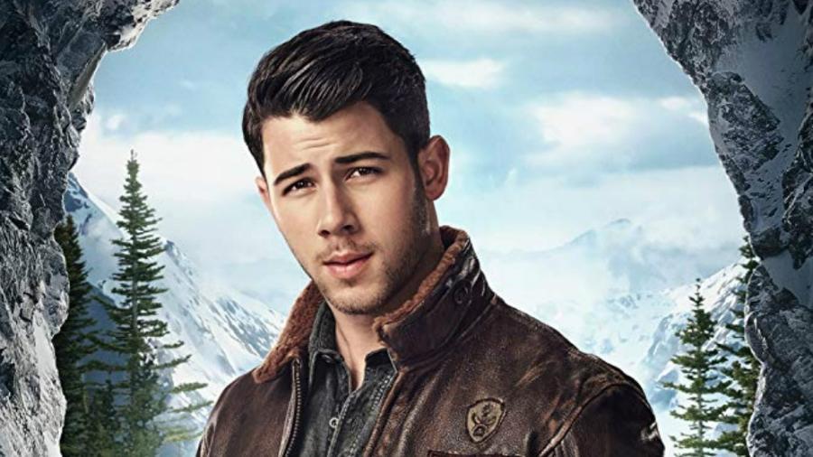 Nick Jonas em Jumanji - Divulgação