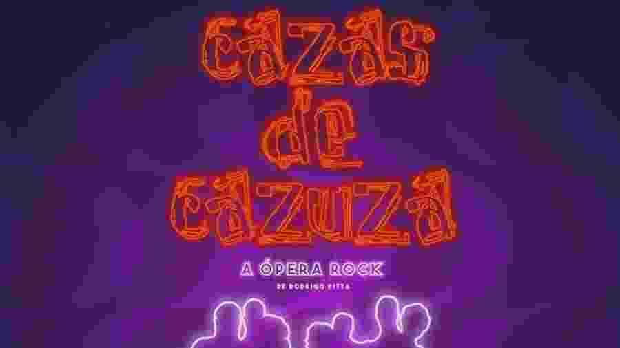 O musical dos anos 2000 Cazas de Cazuza está de volta - Divulgação / Vivo Rio
