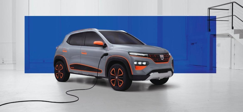 Dacia Spring Concept 1 - Divulgação