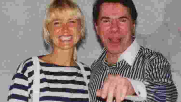 Xuxa e Silvio Santos - Reprodução - Reprodução