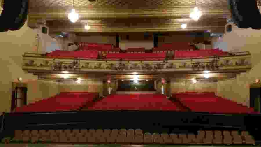 TempleLive, teatro e casa de shows em Fort Smith (EUA) - Divulgação