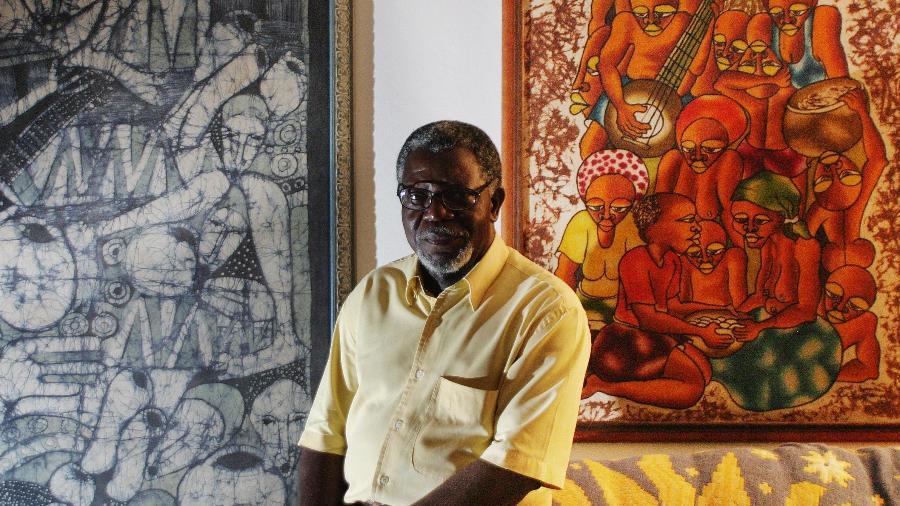 O antropólogo Kabengele Munanga - Rogério Cassimiro/Folhapress