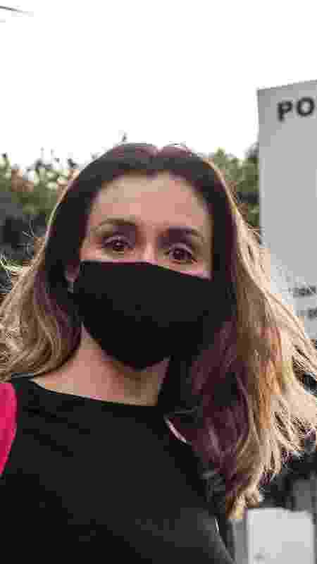 Renata Banhara - Gabriela Di Bella/UOL - Gabriela Di Bella/UOL
