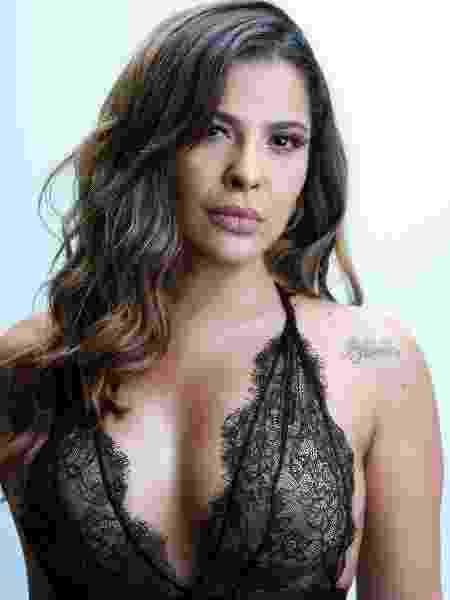 Gyselle Soares - Tibério Hélio/Divulgação - Tibério Hélio/Divulgação