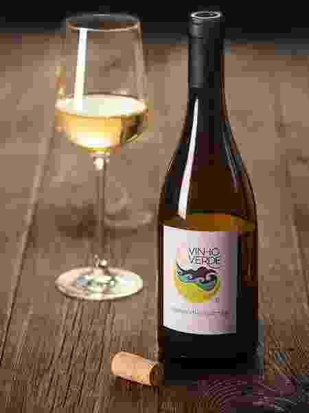 vinho verde branco - Reprodução Instagram - Reprodução Instagram