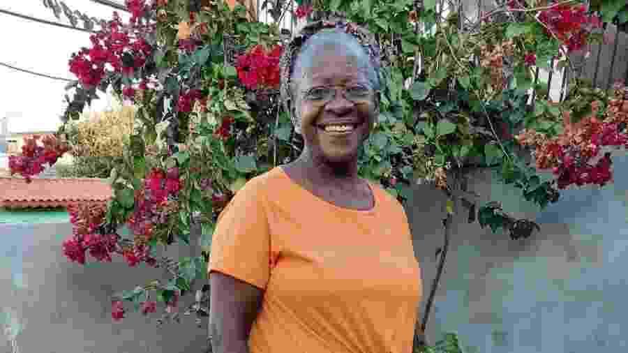 Margarida Arcebispo, 71 anos, virou sensação do episódio de MasterChef - Arquivo pessoal