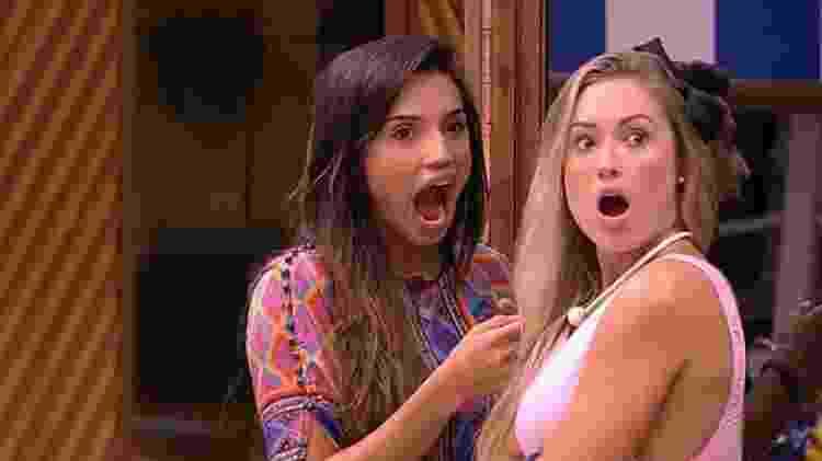 ccc - Reprodução/TV Globo - Reprodução/TV Globo